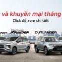 Bảng giá xe Mitsubishi tháng 10 – 2018